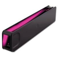 Druckerpatrone passend für HP F6T78AE 913A Tintenpatrone magenta, 3.000 Seiten, Inhalt 33,5 ml für PageWide Pro 352/452 dn/dw für PageWide MFP 377 dw