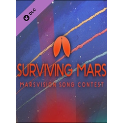 Surviving Mars: Marsvision Song Contest Steam Gift GLOBAL
