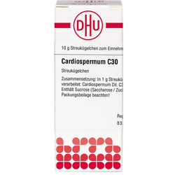 CARDIOSPERMUM C 30 Globuli 10 g
