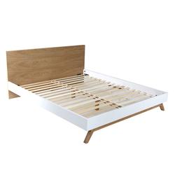 Bett 160 cm x 200 cm skandinavisches Design HELIA