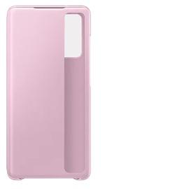 Samsung Clear View Cover EF-ZG780 für Galaxy S20 FE violett