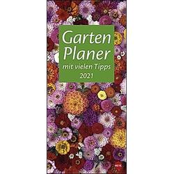 Gartenplaner 2021
