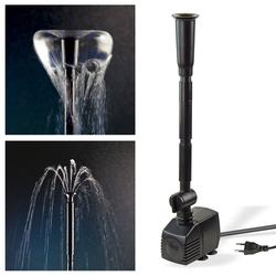 Springbrunnenpumpe SP5 Wasserspiel Pumpe für Gartenteich oder Zierbrunnen