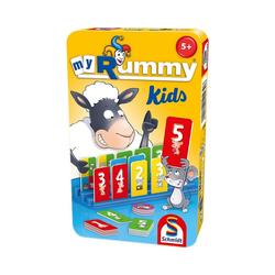 Schmidt Spiele Spiel, myRummy® Kids - Bring-Mich-Mit-Kartenspiel