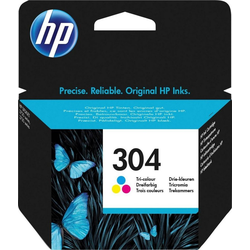HP hp 304 Druckerpatrone color Tintenpatrone