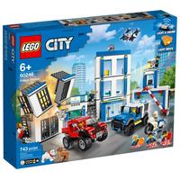 Lego City Polizeistation 60246