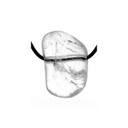 Adelia´s Kettenanhänger Bergkristall Anhänger