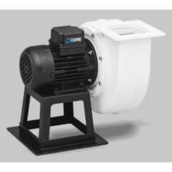 Radialventilator säurebeständig CAA 650 4T bis 7500 m³/h