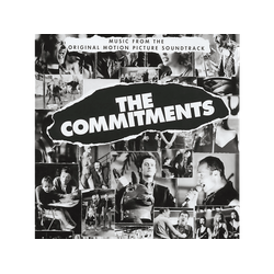 VARIOUS - The Commitments (CD)
