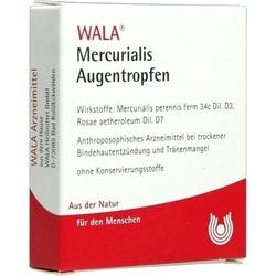 MERCURIALIS AUGENTROPFEN 3 ml