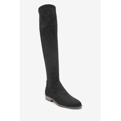 Next Forever Comfort® flache Overknee-Stiefel Stiefel 43