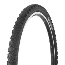 FORCE Fahrradreifen 24 x 1,75 Fahrrad Reifen, Draht