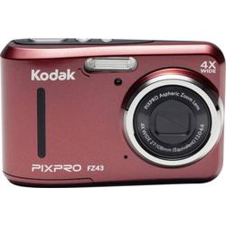 Kodak Friendly Zoom FZ43 red Digitalkamera 16.15 Megapixel Opt. Zoom: 4 x Rot