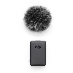 dji Mikrofon Pocket 2 Funkmikrofon mit Windschutz