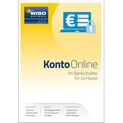 WISO Konto Online 2017. Für Windows Vista Windows 7 Windows 8 und Windows 10