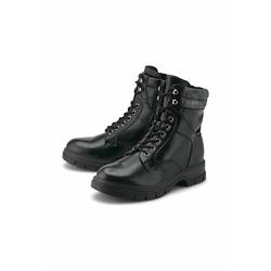 Schnür-Boots Schnür-Boots COX schwarz