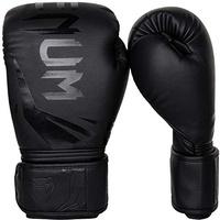 Venum Challenger 3.0 Boxhandschuhe, Weiß/Schwarz/Gold, oz