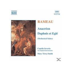 Mary & Capella Savaria Terey-smith, Terey-Smith/Capella - Orchestersuiten Vol.2 (CD)