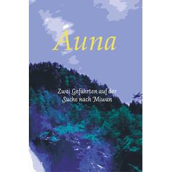 Auna als Buch von Jessica Nadin Griesch