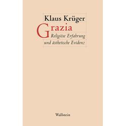 Grazia als Buch von Klaus Krüger