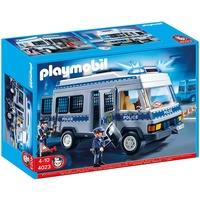 Playmobil Polizei Transporter