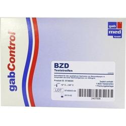 DROGENTEST Benzodiazepine Teststreifen 1 St