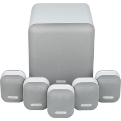 Monitor Audio MASS 5.1 Surround Sound Grau