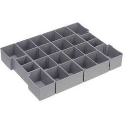Sortimo 600.001.0098 L-BOXX K3 Werkzeugeinlage 1 Stück (L x B x H) 312 x 130 x 63mm