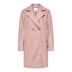 ONLY Oversize Mantel Damen Rot Female XS