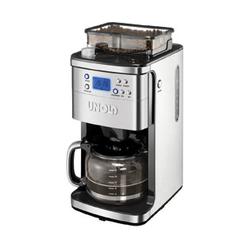 Unold 28736 Kaffeemaschinen - Edelstahl / Schwarz