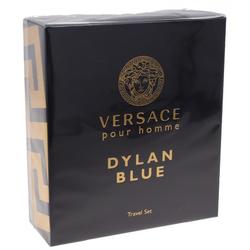 Versace Geschenk-Set Versace Pour Homme Dylan Blue Geschenkset 100ml EDT + 100ml Duschgel
