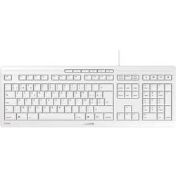 CHERRY Stream USB Tastatur Belgisch, AZERTY Graphit