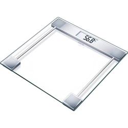 Sanitas SGS 06 Digitale Personenwaage Wägebereich (max.)=150kg Glas, Ebony Black