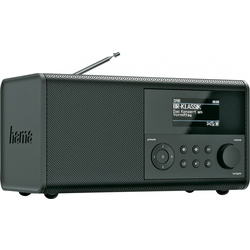 Hama Internetradio DIR90BT UKW, DAB, DAB+, Internetradio