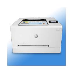 HP Color Laserjet Pro M254NW Farb-Laserdrucker, LAN, WLAN inkl. UHG