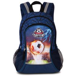 Fabrizio  Kids Soccer Rucksack 35 cm - Blau