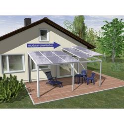 Schindler Alusystemtechnik SEP3034 Solar Carport Stand