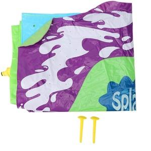 Ultra-lange Wasserspiele im Freien Kinder Wasserspielzeug, Sommerwasserrutsche, für Familienaktivitäten für Partys(HS0219)