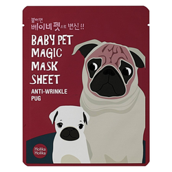 Holika Holika Baby Pet Magic Mask Sheet, Pug (22 ml)