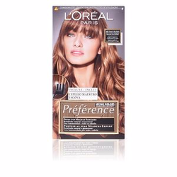 PREFERENCE MECHAS SUBLIMES #003-light brown to dark blonde