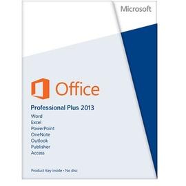 Microsoft Office Professional Plus 2013 ESD DE Win