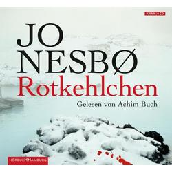 Rotkehlchen als Hörbuch CD von Jo Nesbø