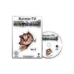 Katzen-TV - Fernsehen für Fellnasen  1 DVD-Video - DVD  Filme