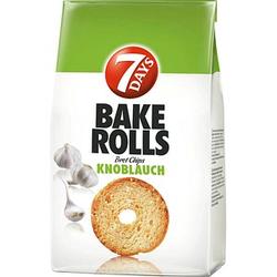 7DAYS Knoblauch Brotchips 250,0 g