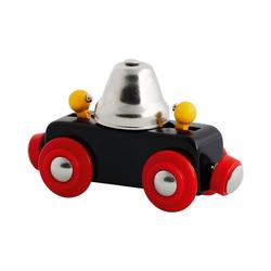BRIO® Spielzeug-Eisenbahn Glockenwagen