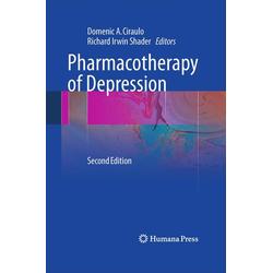 Pharmacotherapy of Depression: Buch von