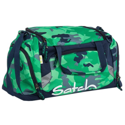 Satch 15 Sporttasche 45 cm Green Camou