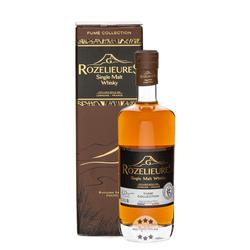 Rozelieures Single Malt Whisky Fumé Collection