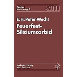Feuerfest-Siliciumcarbid. Ernst H.P. Wecht  - Buch