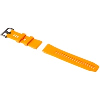 Garmin Silikon-Armband Fenix 5 Plus 26 mm Orange,